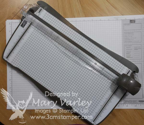 Rotary-Addition-on-Stampin-Trimmer