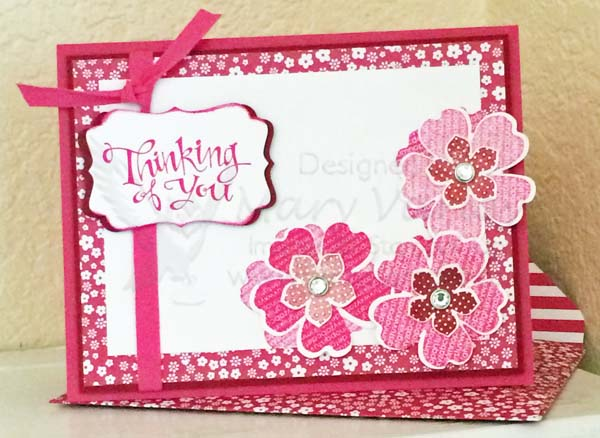 Melon Mambo Thinking of You Card - Visit http://www.3amstamper.com