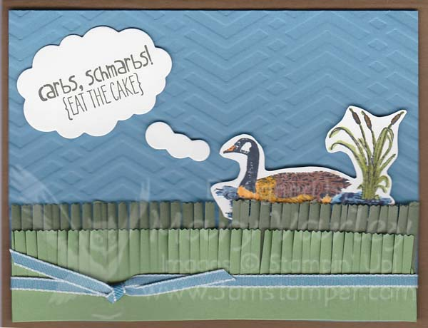 Moon Lake Birthday Card-Visit http://www.3amstamper.com