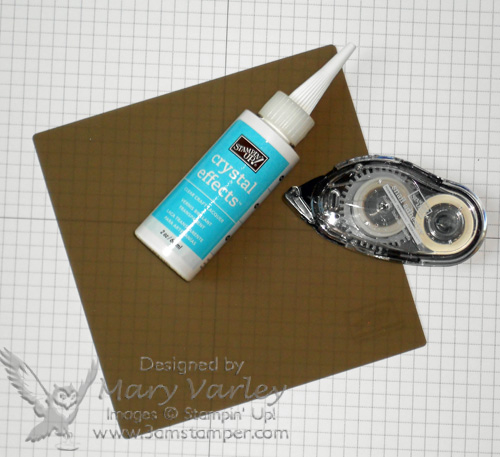 Silicone Craft Sheet & Adhesives - Visit http://www.3amstamper.com