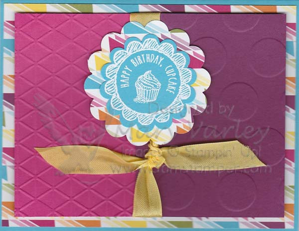 Sweet Taffy Birthday Card-Visit http://www.3amstamper.com