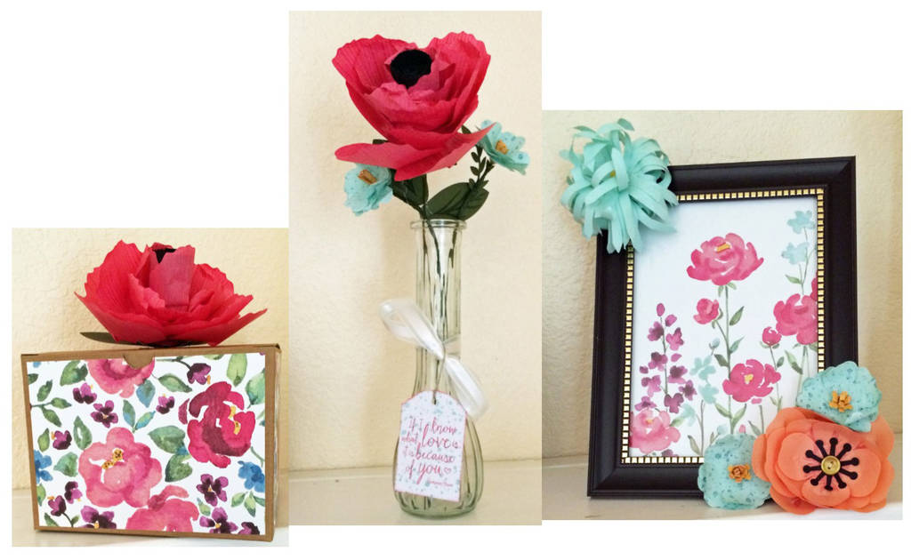 Bouquet of Gifts Projects - Visit http://www.3amstamper.com
