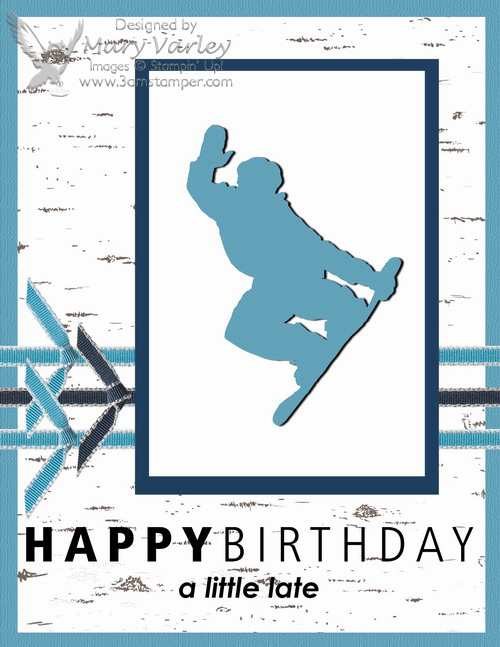 Snowboarder-Late-Birthday-Card