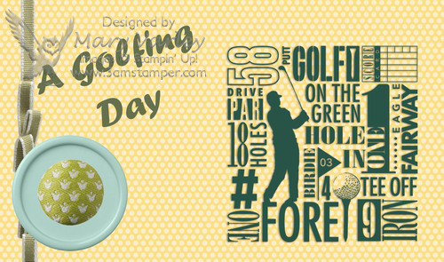 A-Golfing-Day-Album-Cover