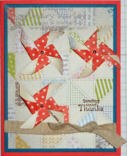 Pinwheel-Thanks-Card